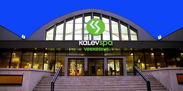 Kalev SPA Hotel Waterpark 3* Таллин