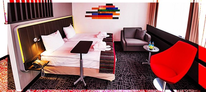 Park Inn by Radisson Central Tallinn 4* Таллин
