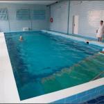 Алеся бассейн