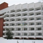 Белая Русь 1 спальный корпус