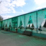 Белорусочка летняя терраса