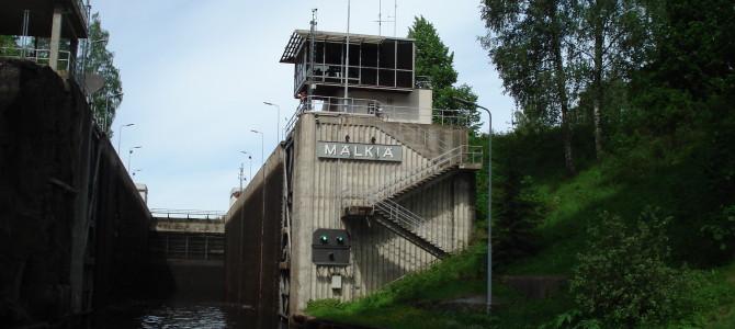 Круиз по Сайменскому каналу из Выборга в Луппеенранту