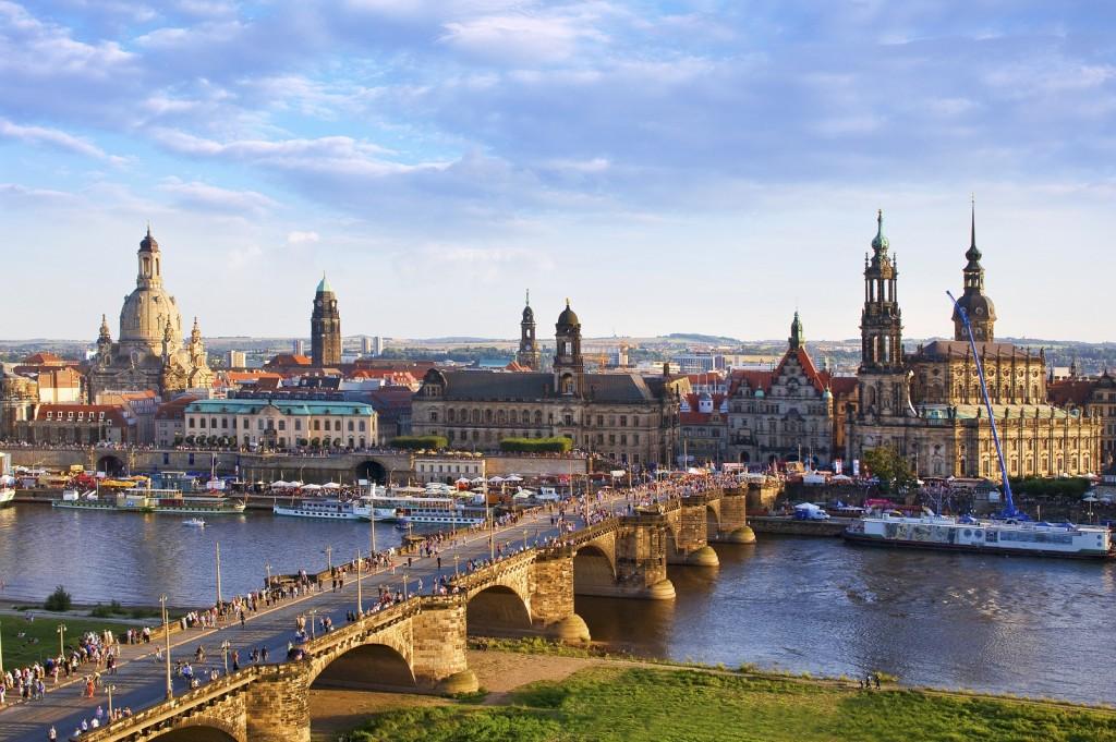 Dresden Silhouette