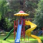 Приднепровский детская площадка