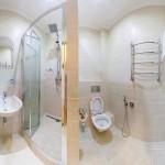 Санаторий Янтарь ванная комната