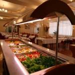 Санатория Янтарь ресторан
