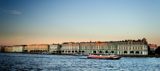 Тур Санкт-Петербург эконом