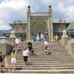 Воронцовский дворец-музей в Алупке