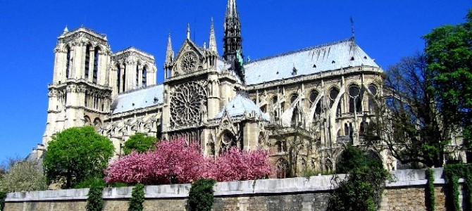 Туры во Францию весной