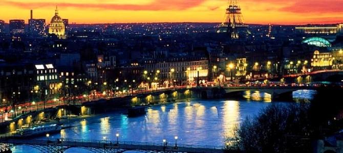 Тур Париж классический