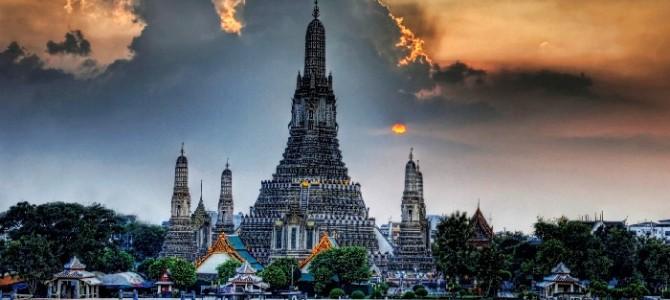Туры в Тайланд Бангкок цены из СПб