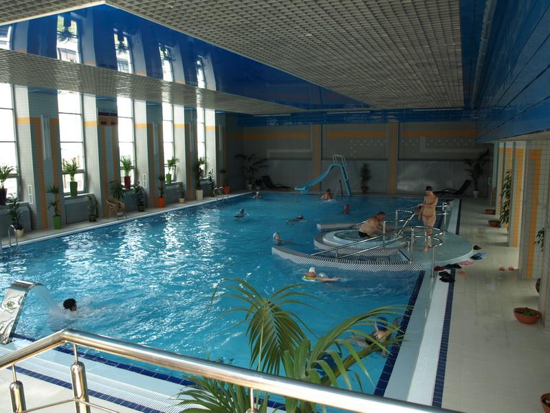 Санатории с бассейном ленинградская область