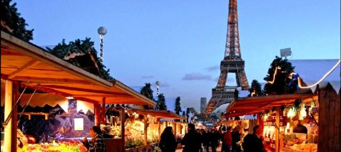 Новогодние туры во Францию