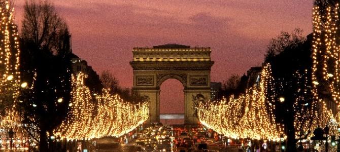 Туры во Францию в декабре