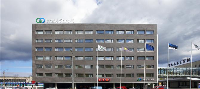 Go Hotel Shnelli 3* Таллин