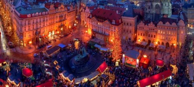 Туры в Чехию на Новый год