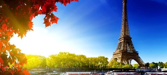 Тур Париж эконом