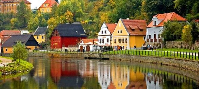 Туры в Чехию в сентябре