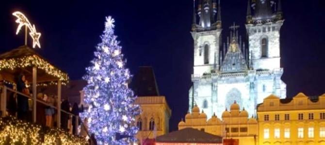 Туры в Чехию зимой