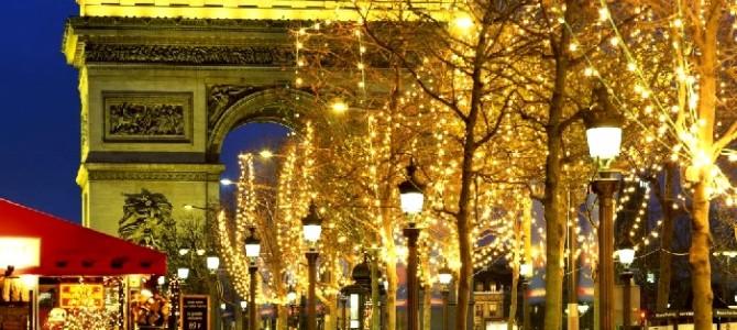 Туры во Францию в январе