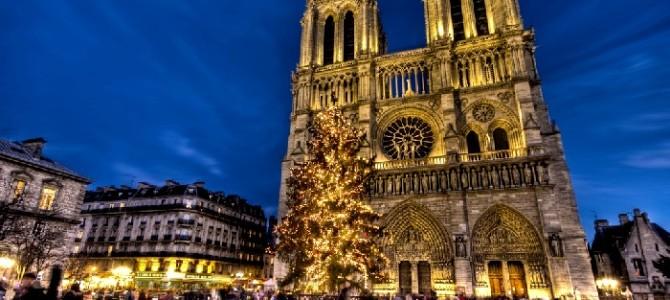 Тур Париж обзорный