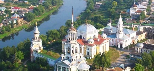 Тур Золотое кольцо России 5 дней