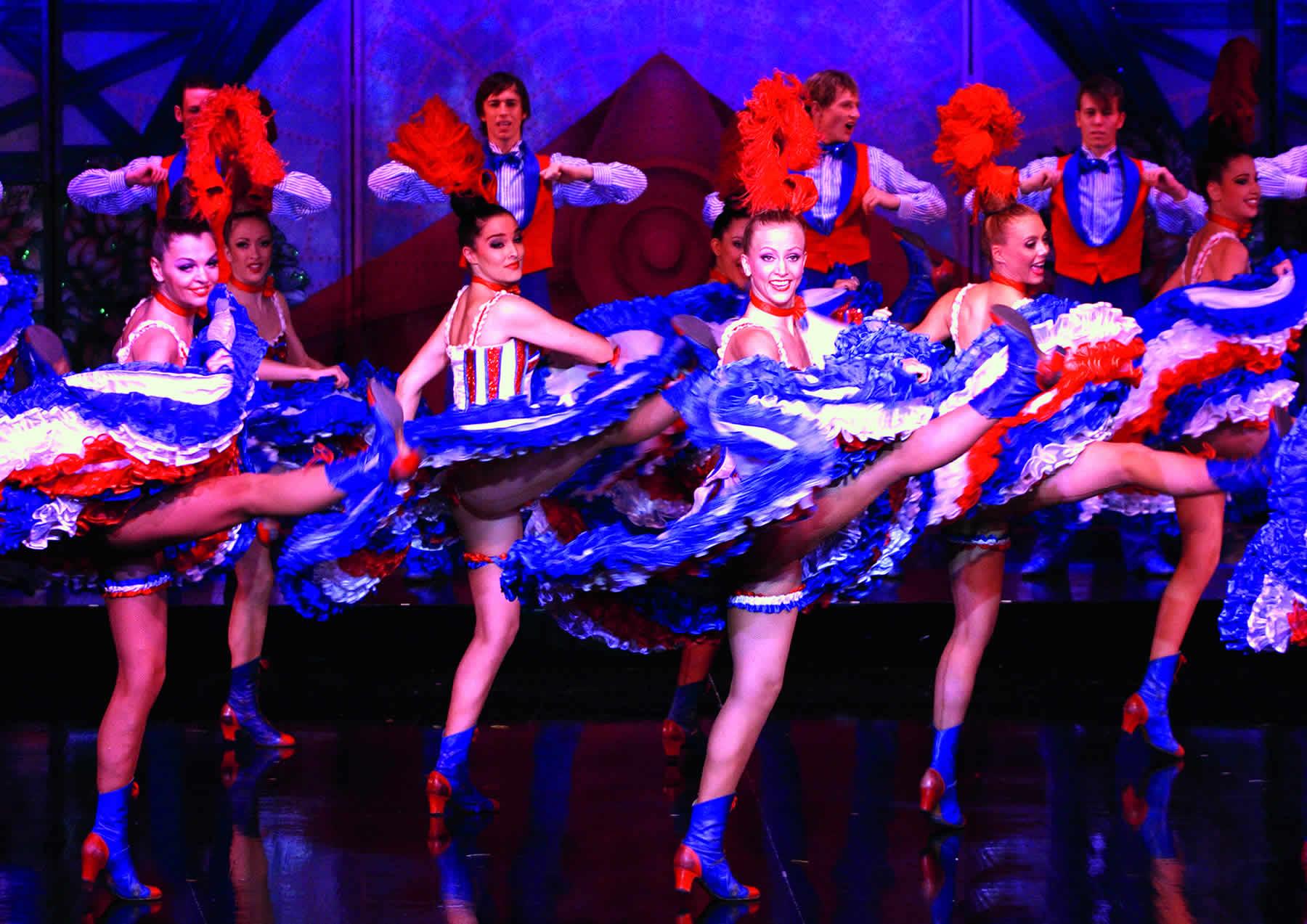 Шоу балет ла бланш 25 фотография