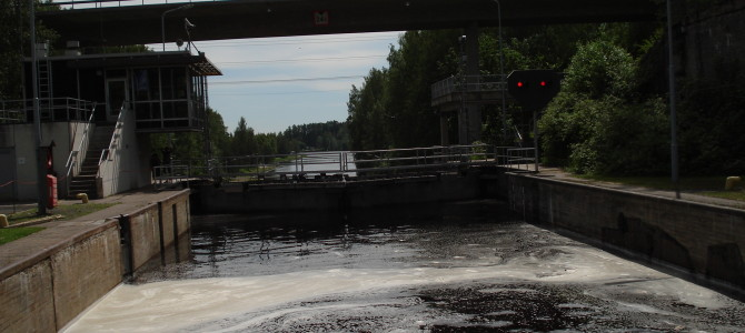 Тур Романтический круиз по Сайменскому каналу и архипелагу