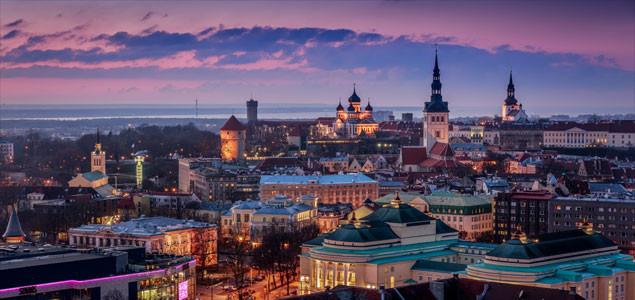 Тур Таллинн 2 дня