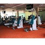 Санаторий Галашты тренировочный зал