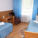 Санаторий Хилово  2-местный номер