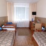 Санаторий  Хилово 3-местный номер