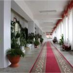 санаторий Тарханы коридор