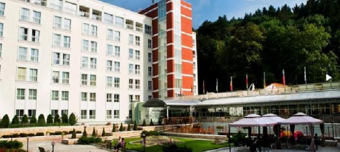 Санаторий «Плаза» Кисловодск