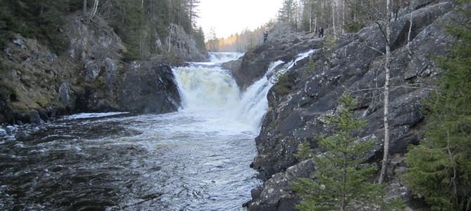 Тур Карельские водопады от Онеги до Ладоги 2 дня