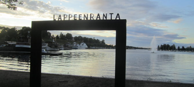 Трансфер до / из отеля города Лаппеенранта