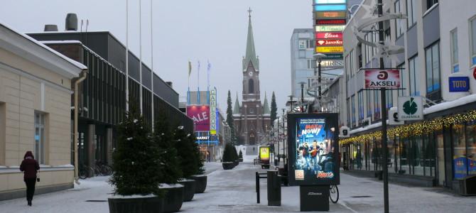 Тур в Миккели  — Январский променад 3 дня
