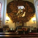 Алтарь костела Св. Михаила