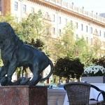 Минск, скульптура пленерная