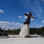 Сморгонь. Мемориал жерт I Мировой войны