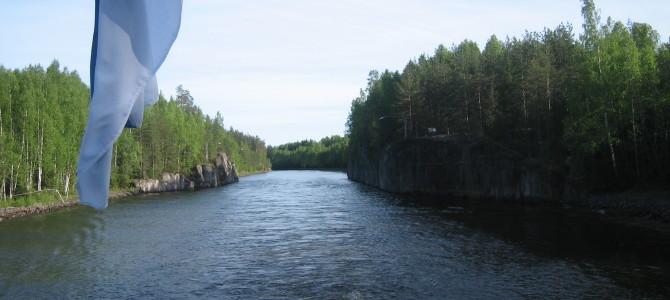 Тур Сайменский канал 5-ти часовой круиз из Выборга в Финляндию