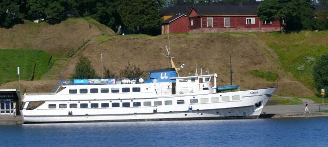 Круиз на m/s  Carelia по Сайменскому каналу для индивидуальных туристов