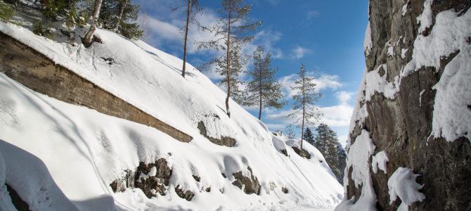 Южная Карелия: Куркиеки, Лахденпохья