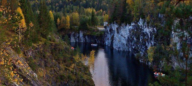 Сортавала и мраморный каньон Рускеала