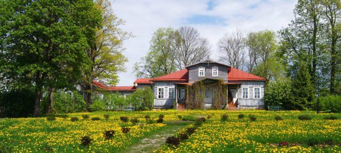 Усадьбы Любенск и Вечаша