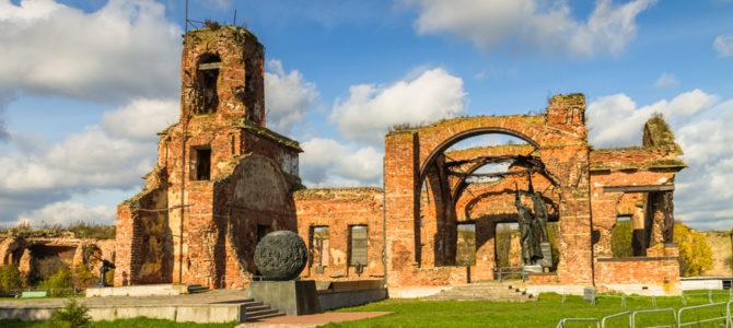 Шлиссельбург: музей-диорама и крепость Орешек