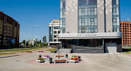 Академическая 3*, гостиница