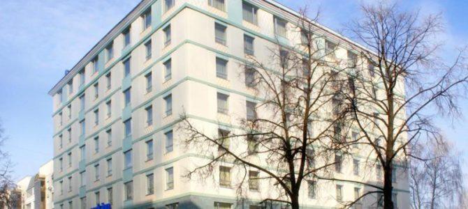 Парк Инн Казань 4*, отель