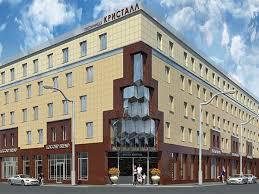 Кристалл 3*, отель
