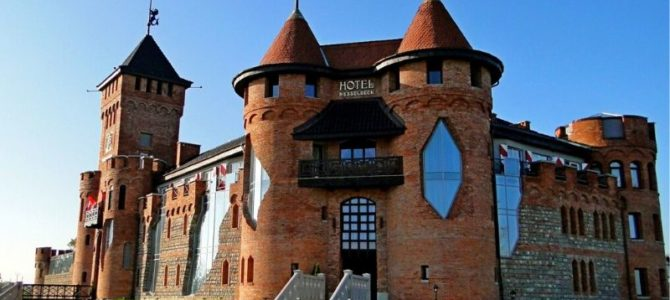 Нессельбек, отель-замок